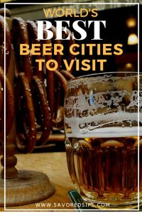 The World's Best Beer Cities to Visit