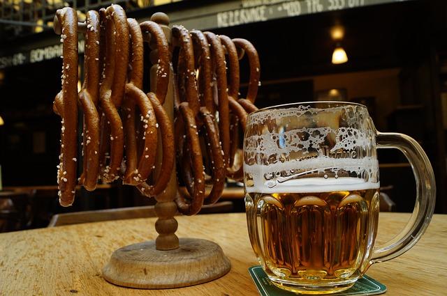 Prague, Czech Republic is a beer mecca
