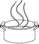 Start the boil