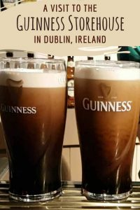See why the Guinness Storehouse and the Guinness Gravity bar is the top attraction in Dublin