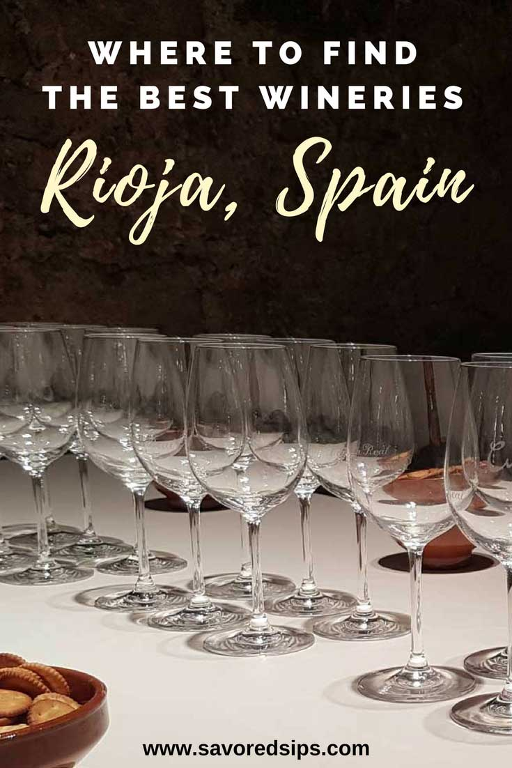 Where to find the best wineries in Rioja, Spain
