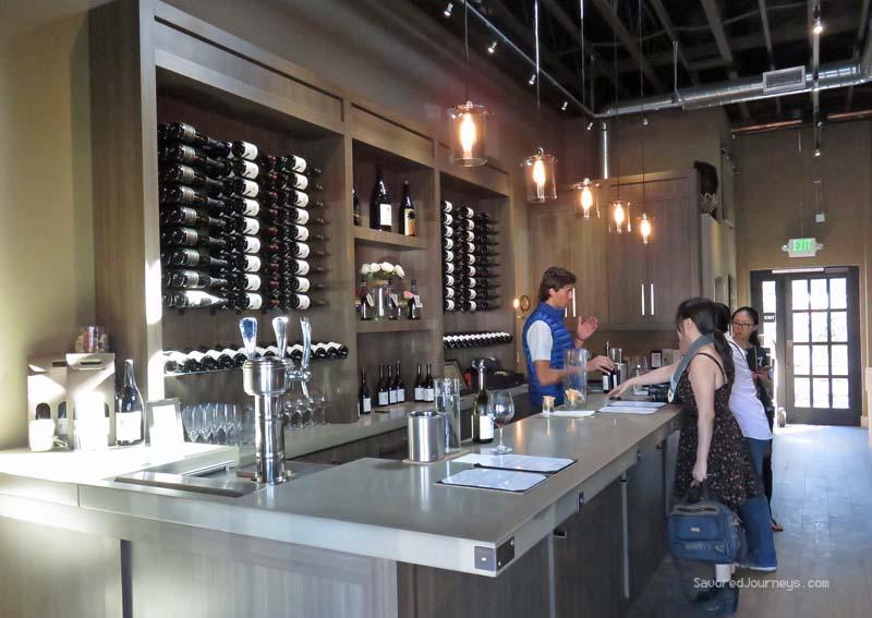 Riverbench Winery in Santa Barbara, California