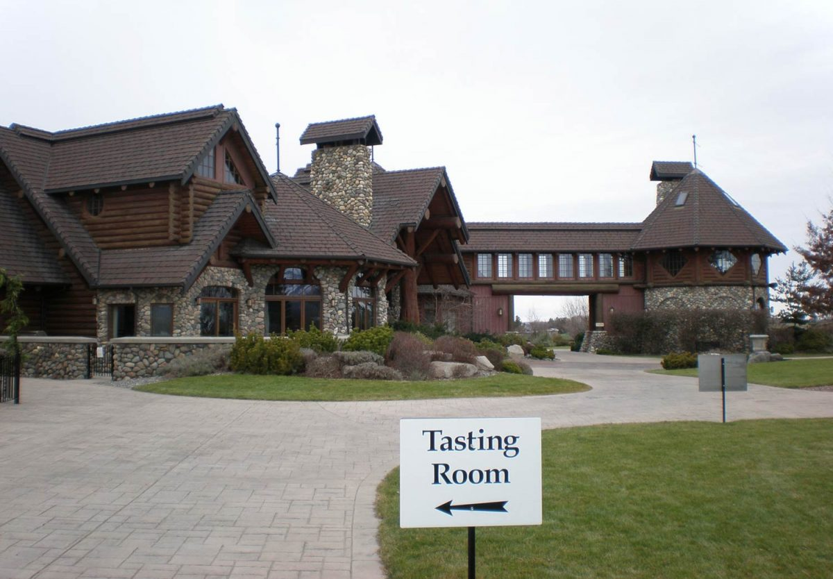 Basel Cellars in Walla Walla