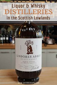 Liquor and Whisky Distilleries in the Scottish Lowlands