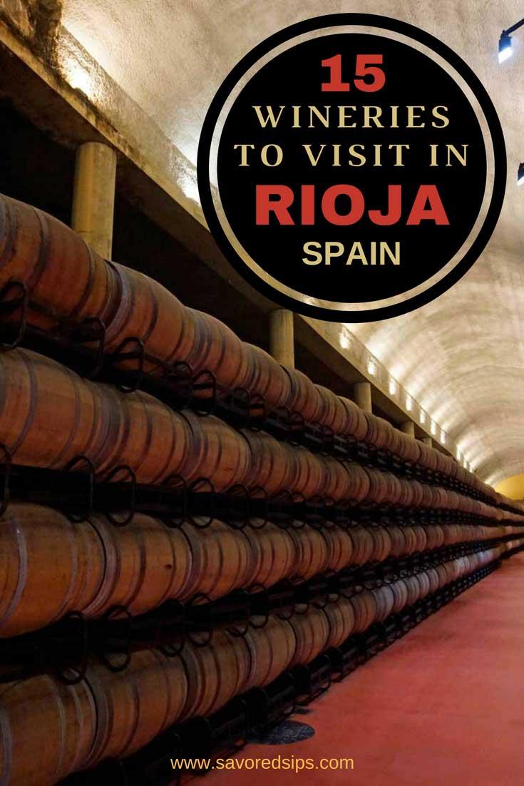 15 Wineries to Visit in Rioja, Spain