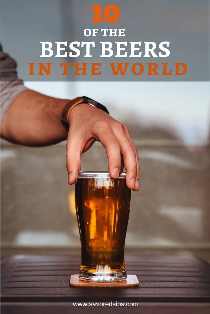 The World Of Beer: 10 Top Beers Of The World