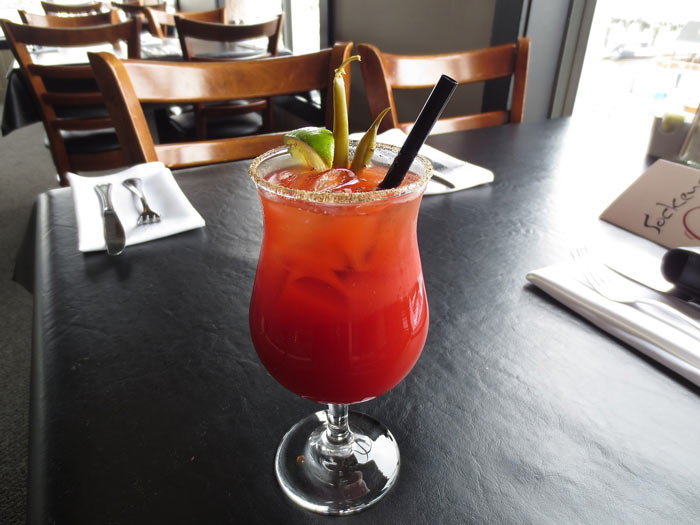 Caesar Cocktail in Canada
