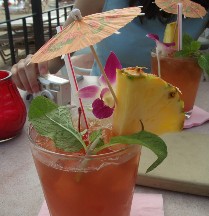 Mai Tai's in Hawaii