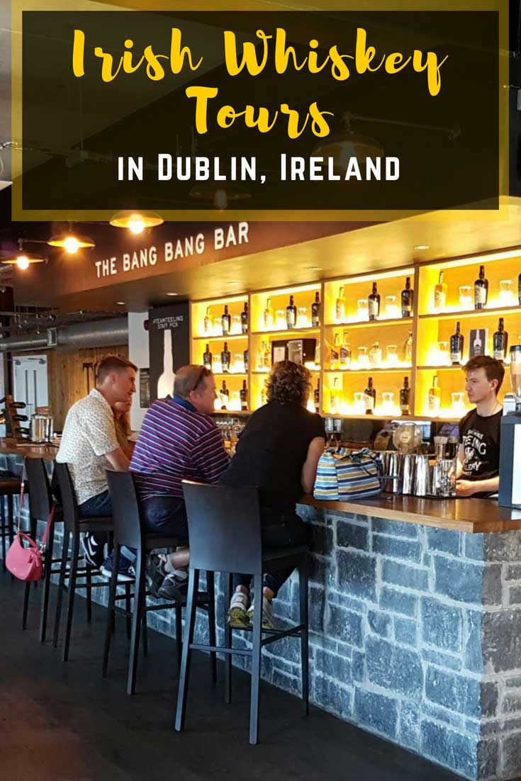 Here are four fun whiskey tours you can add to your itinerary in Dublin, Ireland
