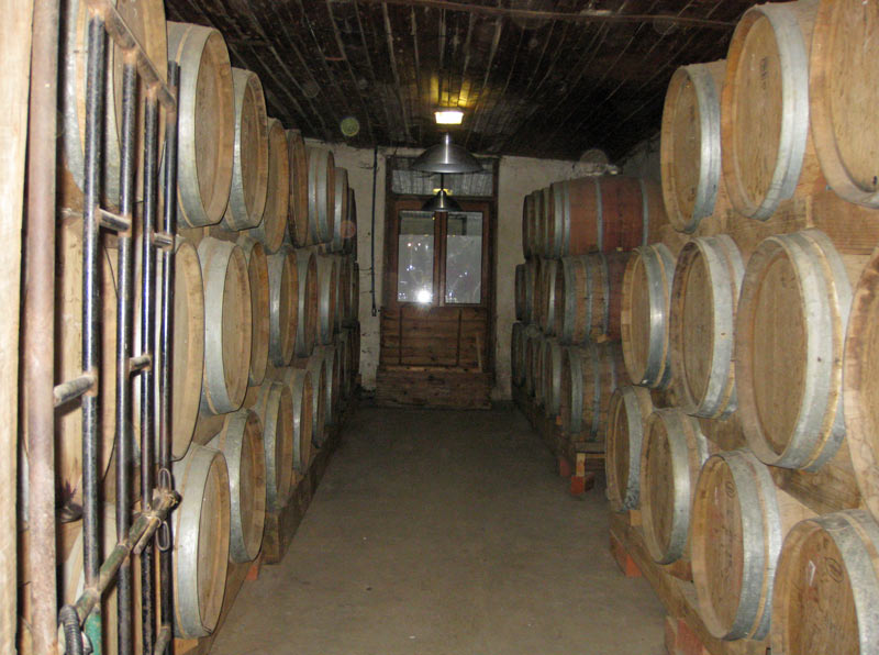 You'll have a chance to visit a few wine cellars during your tour