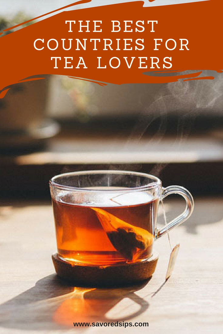 Where to find the best tea in the world, plus fun facts about tea