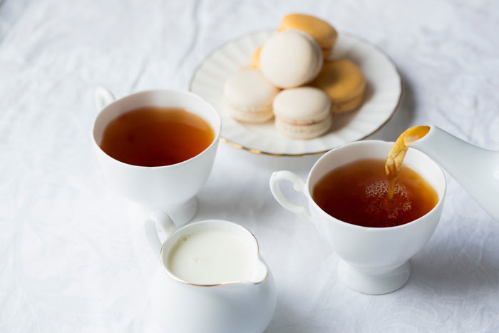 Is it possible the Irish drink more tea than the English?