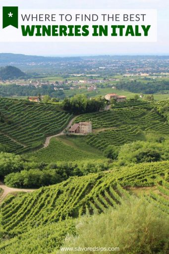 Where To Find The Best Wineries In Italy Savored Sips