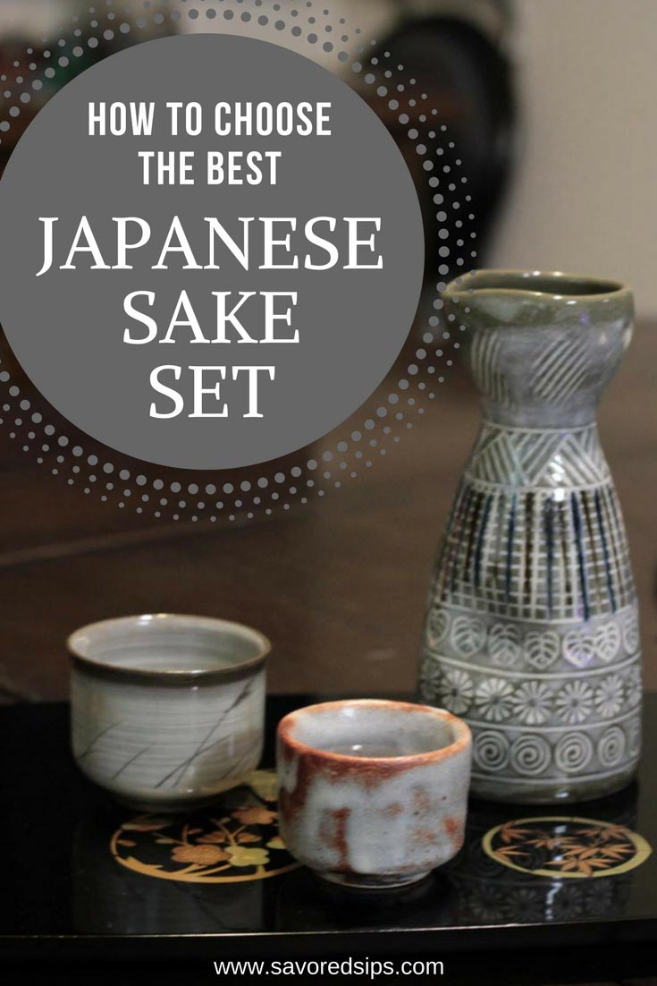 How to choose the best Japanese sake set as a gift or for home use