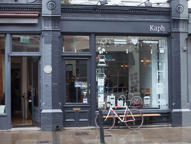 Kaph coffee shop