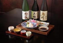 Finding the perfect Japanese sake set