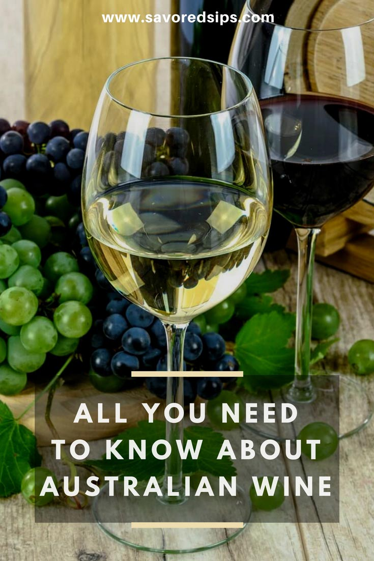 Everything you need to know about Australian wine