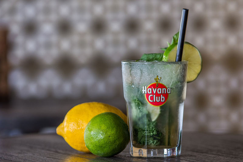 Mojitos originate in Cuba