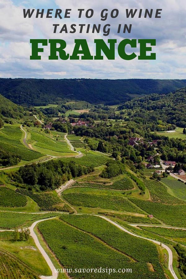 Wine Tours in France: Where to go wine tasting in the French countryside