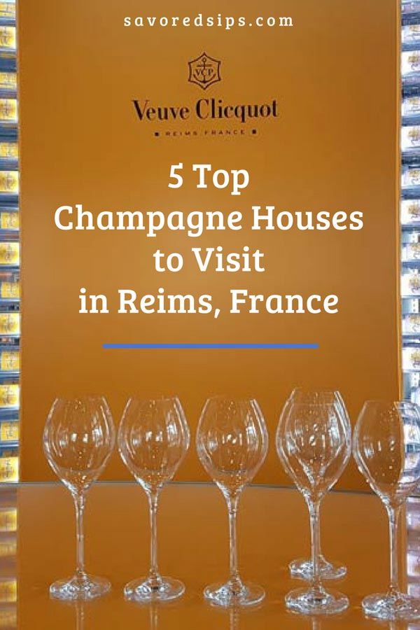 5 Fantastic Champagne Tours in Reims, France