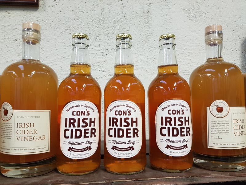 Cons Irish Cider