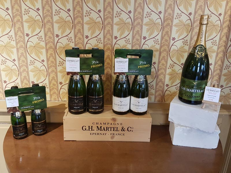 GH Martel & Co