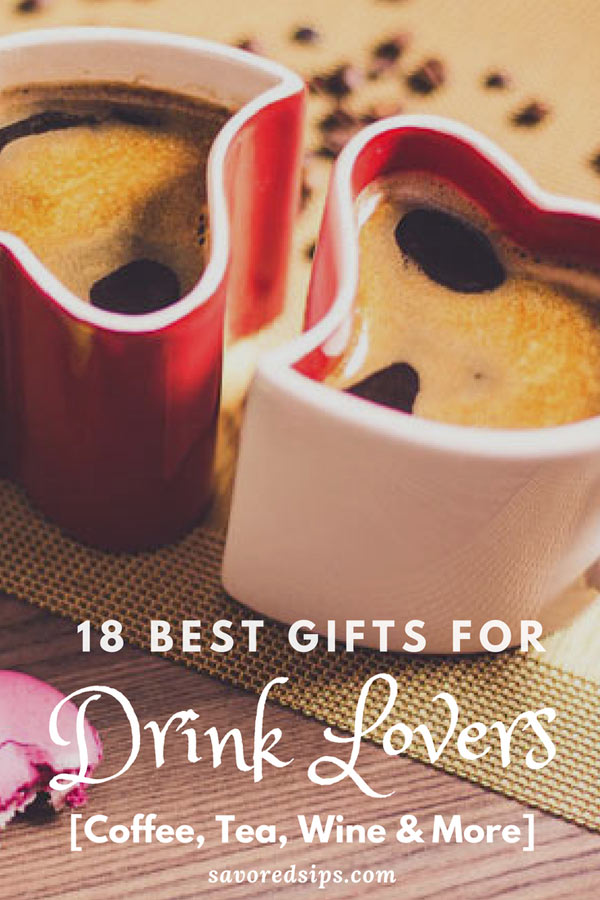 18 of the best gifts to give a drink lover this year