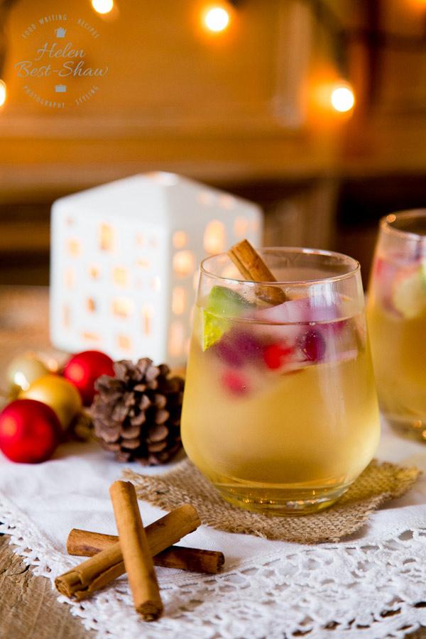 Gin & Appletiser Cocktail