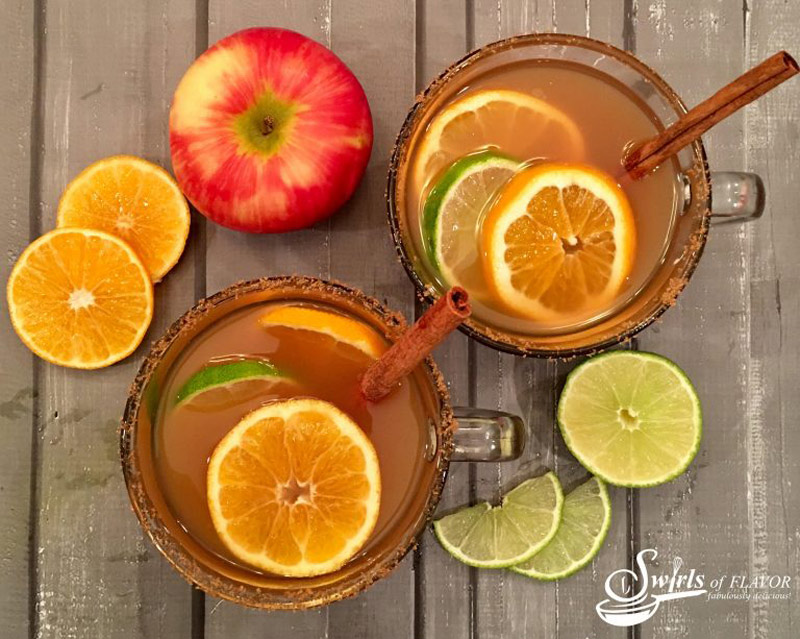 Mulled Apple Cider
