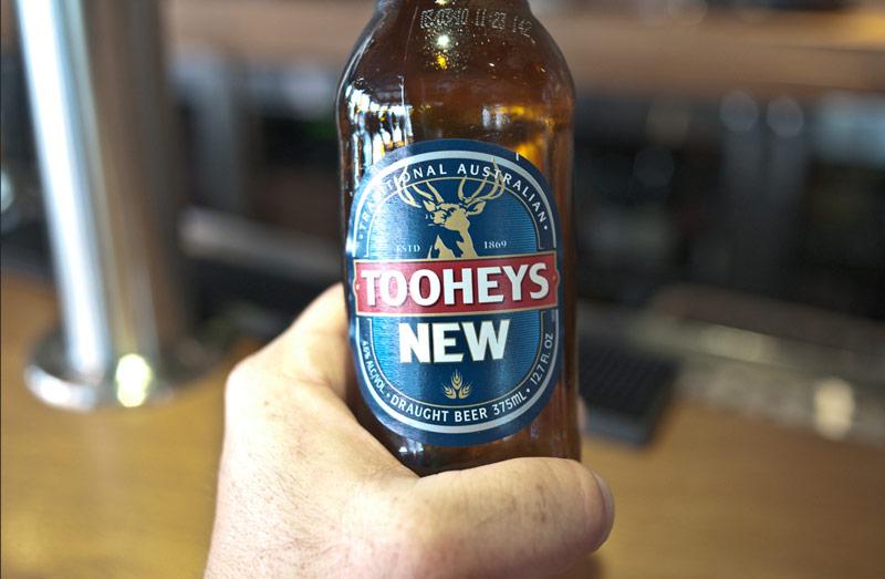 Toohey's Beer