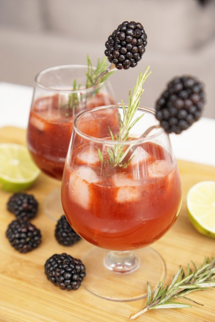 blackberry dark and stormy