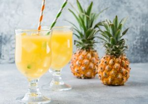 Pineapple Rum Runner