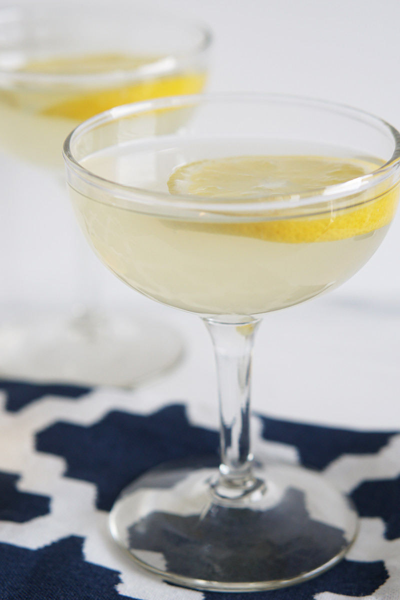 Bees Knees Cocktail