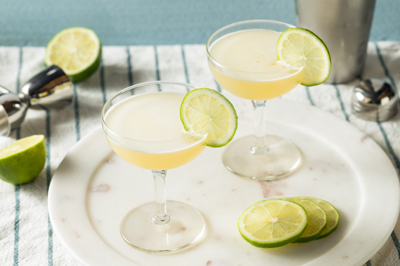 Vodka Gimlet