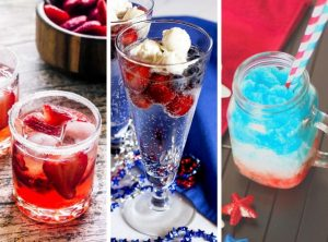 Fun & Festive 4th of July Cocktails