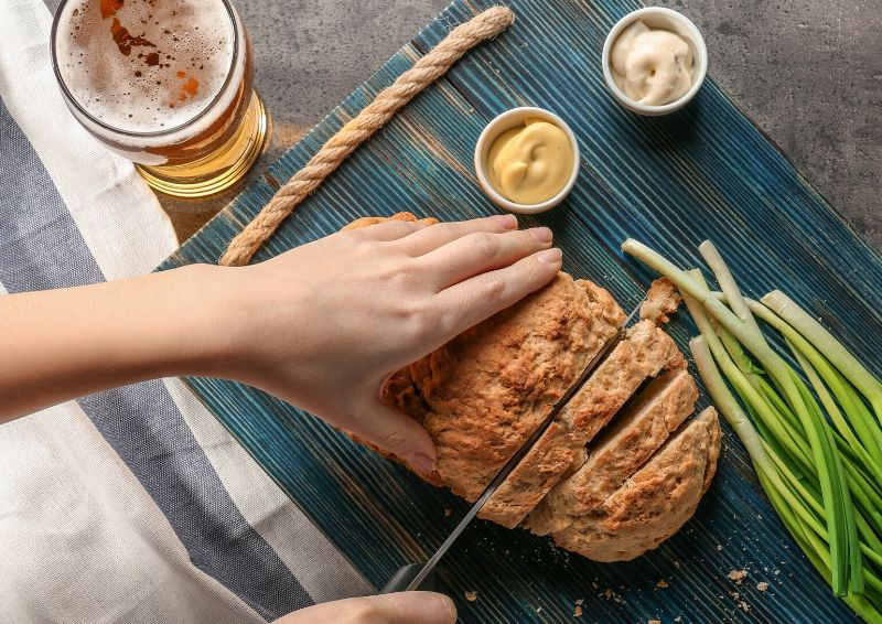 Easy Homemade Beer Bread