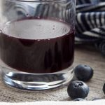 How to make Blueberry Simple Syrup