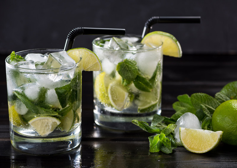 The Best Rum for Making Mojitos