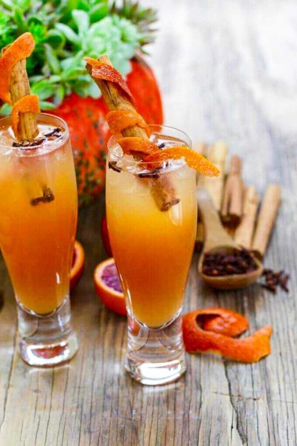 Fireball Whiskey Cocktail