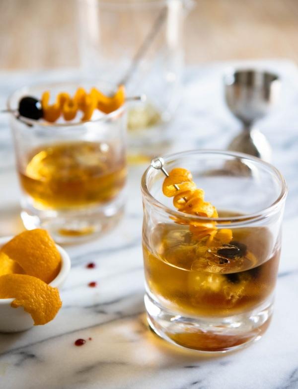 Vermont Sezarac Cocktail