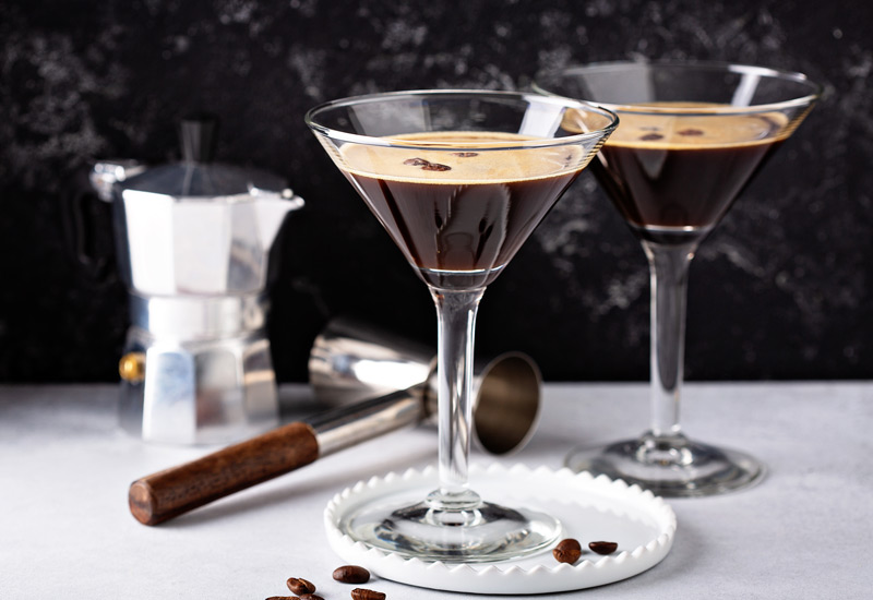 Rich & Strong Espresso Martini