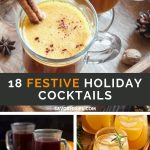 18 Festive Holiday Cocktails