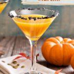 Pumpkin Spice Martini