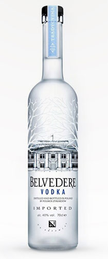 belevedere vodka