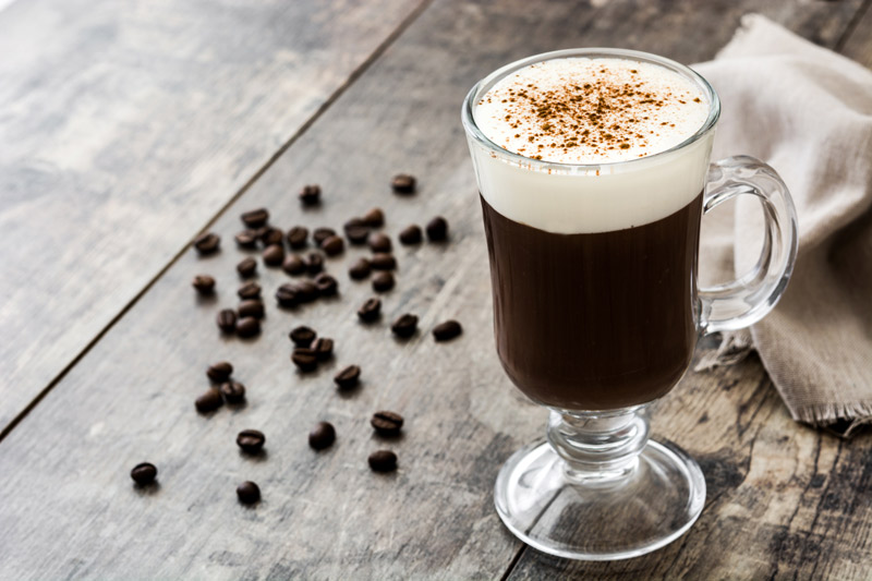 Classic Irish Coffee Recipe