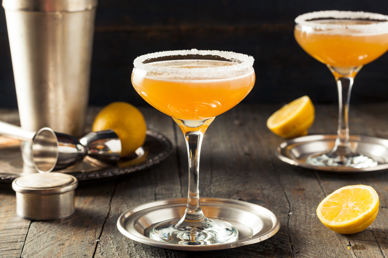 Orange-Flavored Cocktails to Try