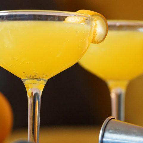 Agua de Valencia Cocktail