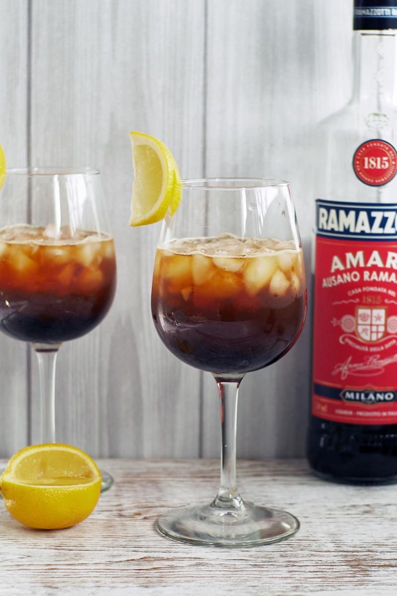 Amaro Spritz