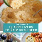 14 Perfect Beer & Food Pairings to Try