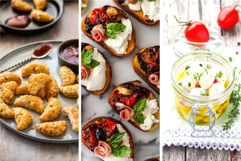 16 Tasty Cocktail Party Appetizers